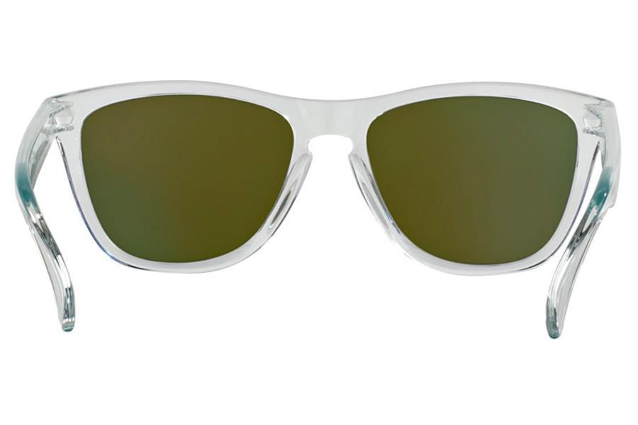 5b905ce3d Óculos de Sol Oakley Frogskins OO9013 24-305/55 Preto R$ 349,90 à vista.  Adicionar à sacola