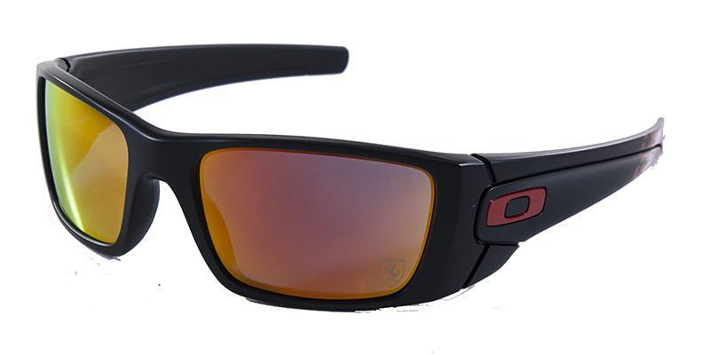 9b4d574419 Óculos de Sol Oakley Fuel Cell Ferrari OO9096 Preto Lente Rubi Iridium  Produto não disponível