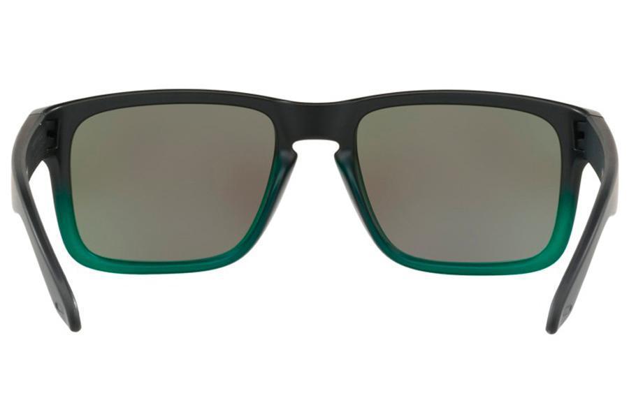 Óculos de Sol Oakley Holbrook 0OO9102 E4 55 Verde Degradê Lente Verde  Espelhado R  478,00 à vista. Adicionar à sacola 9b18e71256