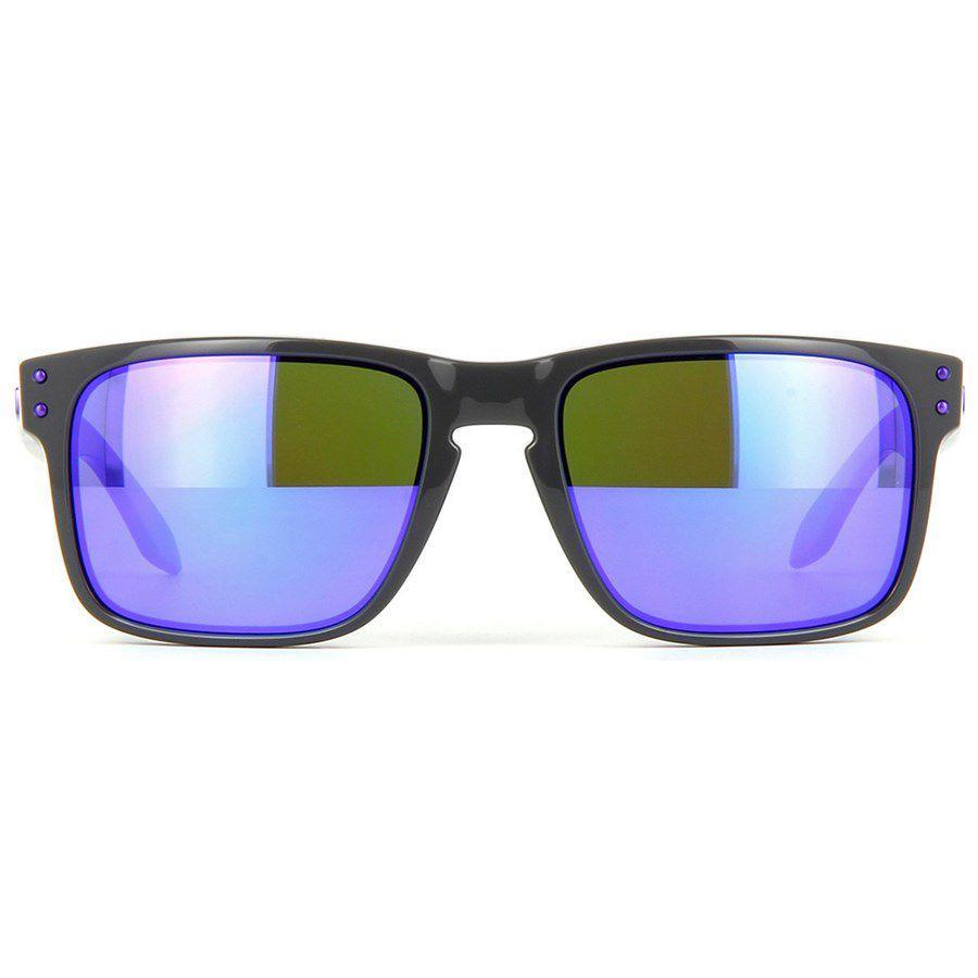 Óculos de Sol Oakley Holbrook Julian Wilson Preto com Lente Roxa Produto  não disponível e68457da76