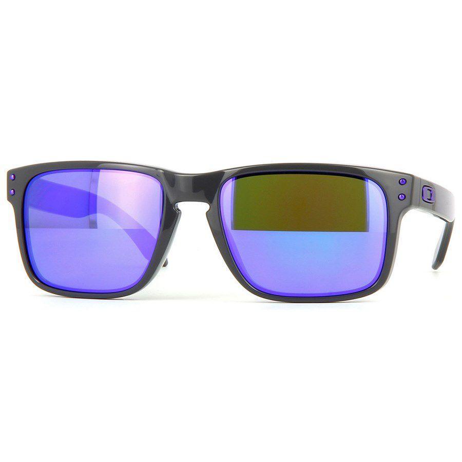 e85afdfafcc92 Óculos de Sol Oakley Holbrook Julian Wilson Preto com Lente Roxa Produto  não disponível