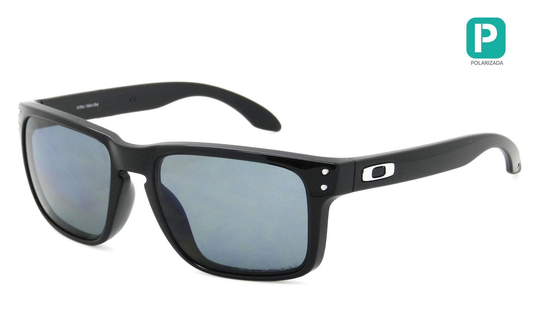 381a339ea801e Óculos de Sol Oakley Holbrook OO9102L-02 Polarizado R  519,35 à vista.  Adicionar à sacola