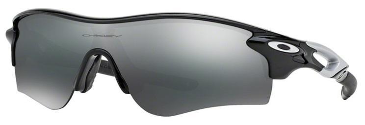 118c830a206f1 Óculos de Sol Oakley Radarlock Path OO9181 Preto Polido Lente Cinza Iridium  Produto não disponível