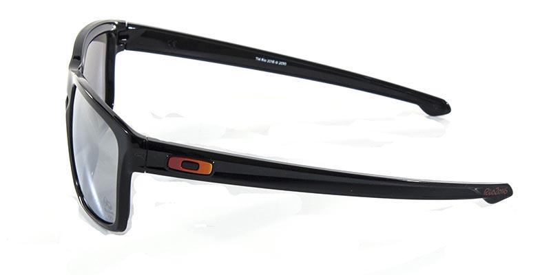 Óculos de Sol Oakley Sliver Olimpíadas (RIO2016) OO9262 Preto Lente Cromo  Iridium R  479,99 à vista. Adicionar à sacola eaa8a86d50