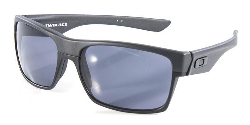 Óculos de Sol Oakley TwoFace Steel OO9189 Preto R  429,99 à vista.  Adicionar à sacola 5e79f78304