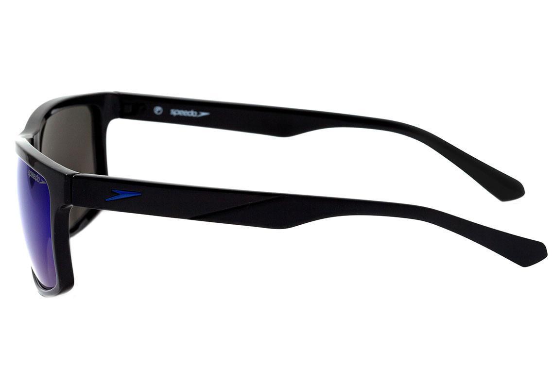 6e967f7ba4c75 Oculos de Sol Polarizado Speedo Camaguey A03 Preto Azul - Óculos de ...