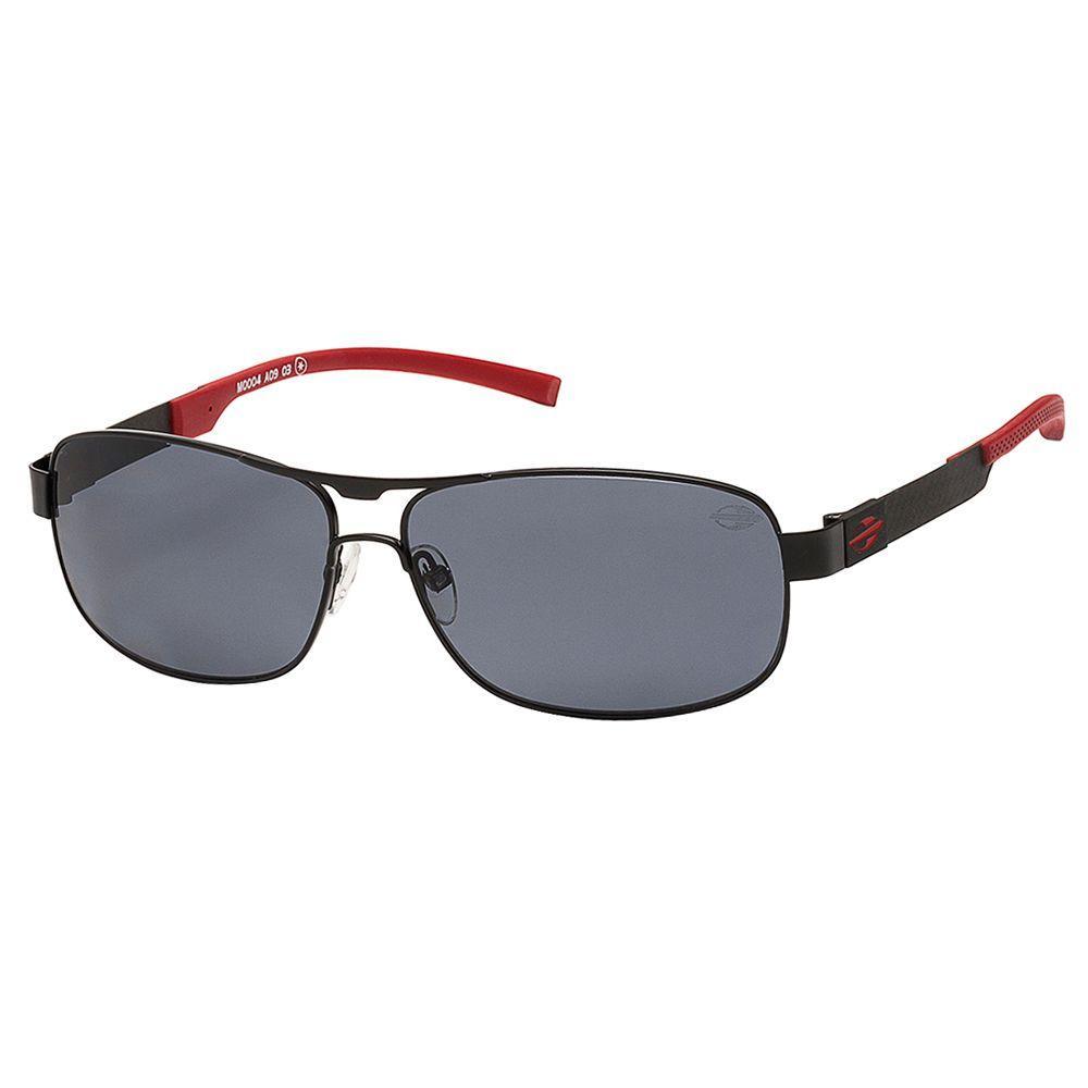 Óculos De Sol Preto Lente Cinza Polarizada M0004 Mormaii - Produto não  disponível 5770423416