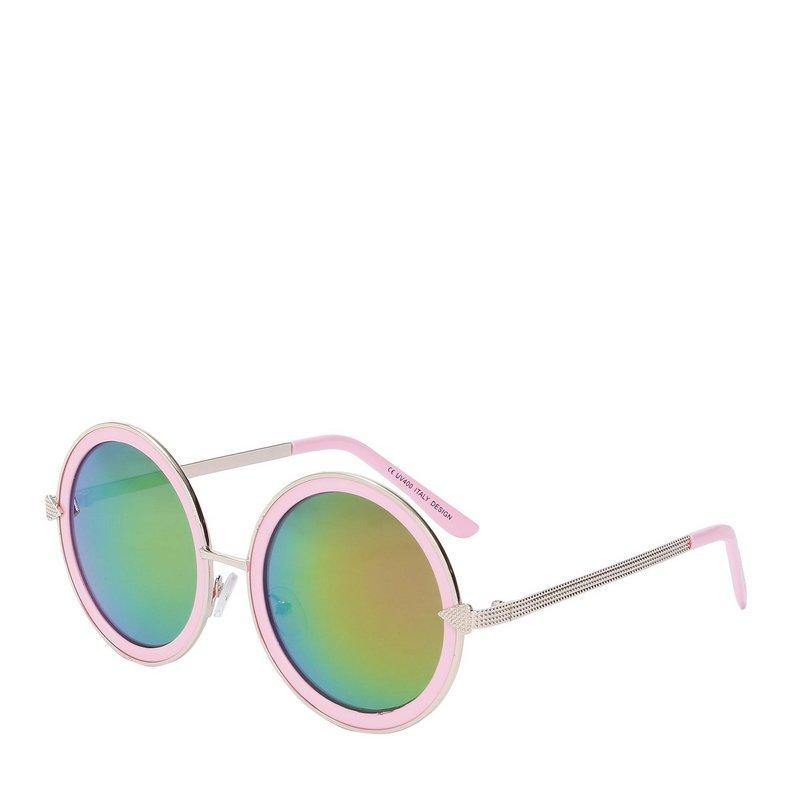 bdf140dfeb Óculos de Sol Prorider rosa com lente gradiente H01421C2 R$ 60,00 à vista.  Adicionar à sacola