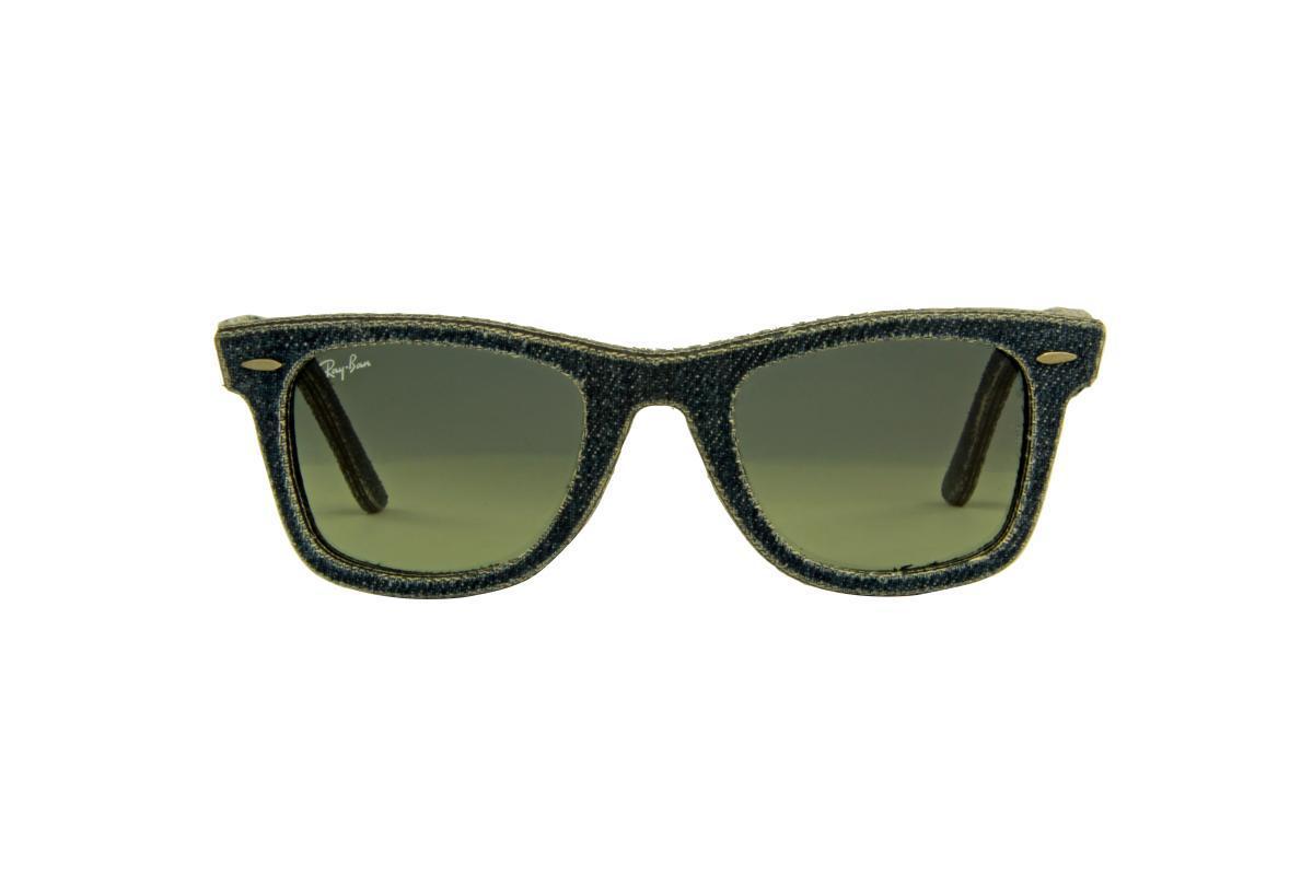 6aa1cea96e4b7 Óculos de Sol Ray-Ban 100 Proteção UV Ópticas Melani Cinza - Óculos ...