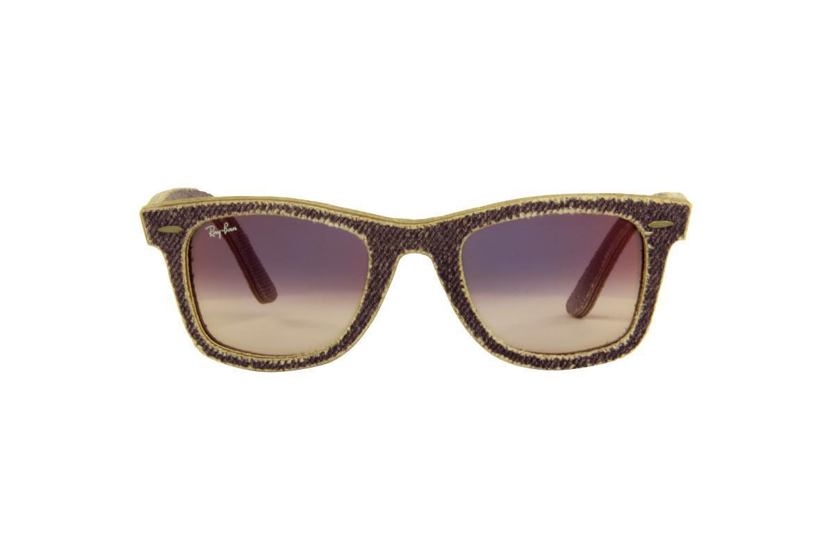 b829e51f3952a Óculos de Sol Ray-Ban 100 Proteção UV Ópticas Melani Lilás - Óculos ...