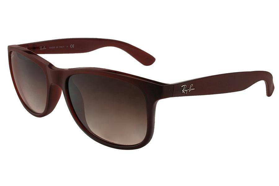 ee8f928ff Óculos de Sol Ray Ban Andy RB4202 607313/55 Marrom Fosco R$ 490,00 à vista.  Adicionar à sacola
