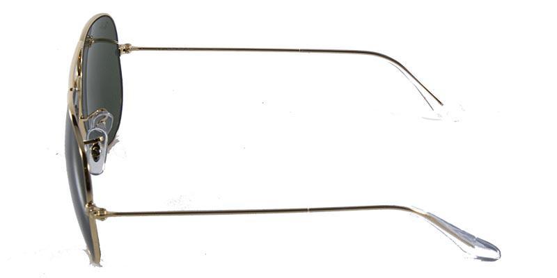 Óculos de Sol Ray Ban Aviador Clássico RB3025 Ouro Lente Verde - Ray-ban R   429,90 à vista. Adicionar à sacola 8afac84c13