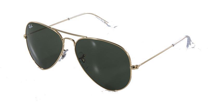 5a7c62330 Óculos de Sol Ray Ban Aviador Clássico RB3025 Ouro Lente Verde R$ 402,90 à  vista. Adicionar à sacola