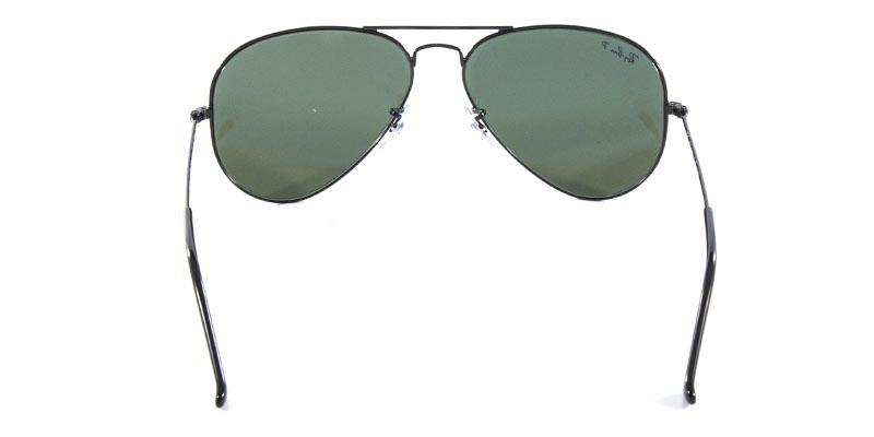 40b517bd4 Óculos de Sol Ray Ban Aviador Clássico RB3025 Preto Lente G15 Polarizado  Tam. 55 - Ray-ban R$ 498,00 à vista. Adicionar à sacola