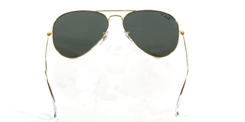 Óculos de Sol Ray Ban Aviador Clássico RB3025L 00158 Ouro Lente Verde G15  Polarizada Tam 58 - Ray-ban R  469,99 à vista. Adicionar à sacola 4d613035bf
