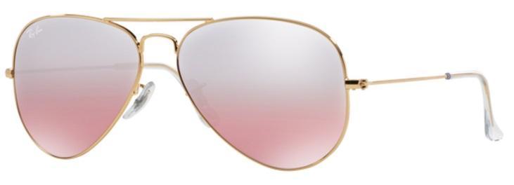 Óculos de Sol Ray Ban Aviador Rb3025 Ouro Lente Marrom Rosa Tam 55 - Ray-ban  R  379,99 à vista. Adicionar à sacola f4562c93a7