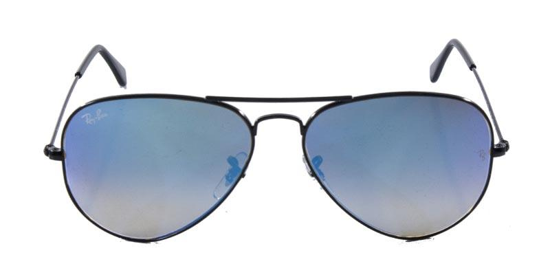 Óculos de Sol Ray Ban Aviador RB3025 Preto Lente Azul Degradê Espelhada Tam  58 - Ray-ban R  419,99 à vista. Adicionar à sacola f886a4336d