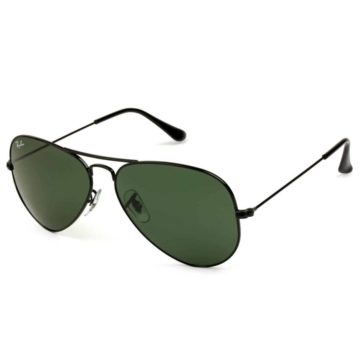 Óculos de Sol Ray-Ban Aviador RB3025L 002 58 Polarizado - Óculos de ... f03c3842f0c40