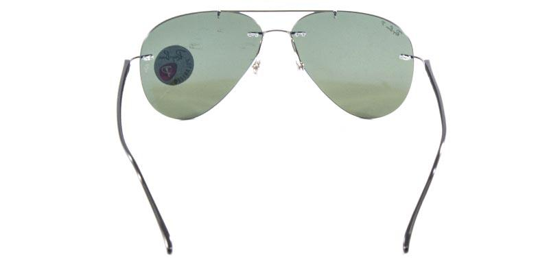 9a61758ff Óculos de Sol Ray Ban Aviador RB8058 Prata Lente G15 Polarizado - Ray-ban R$  610,10 à vista. Adicionar à sacola
