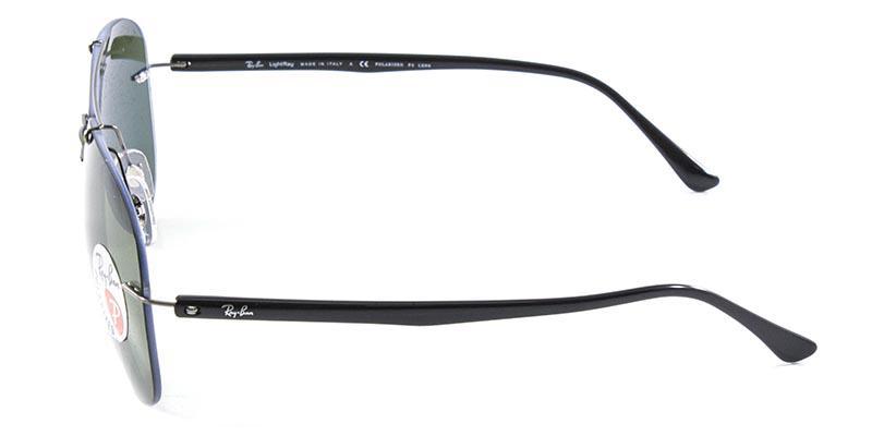 55ed01f91c54e Óculos de Sol Ray Ban Aviador RB8058 Prata Lente G15 Polarizado - Ray-ban  R  539,99 à vista. Adicionar à sacola
