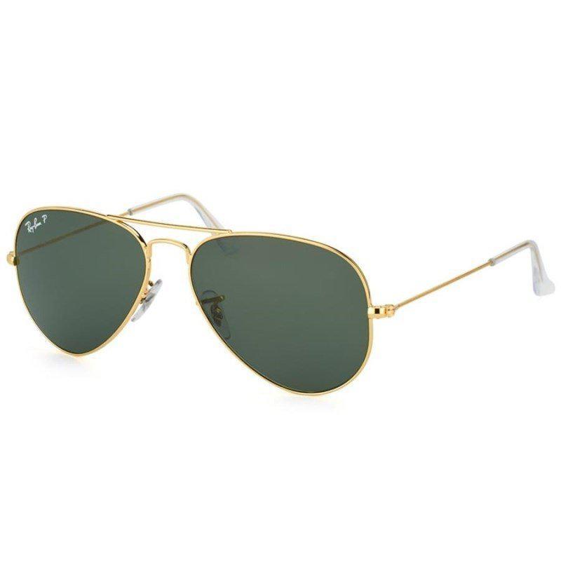 cd6d572f0e14c Óculos de Sol Ray Ban Aviator Large Metal RB3025L 001 58 3P - Óculos ...