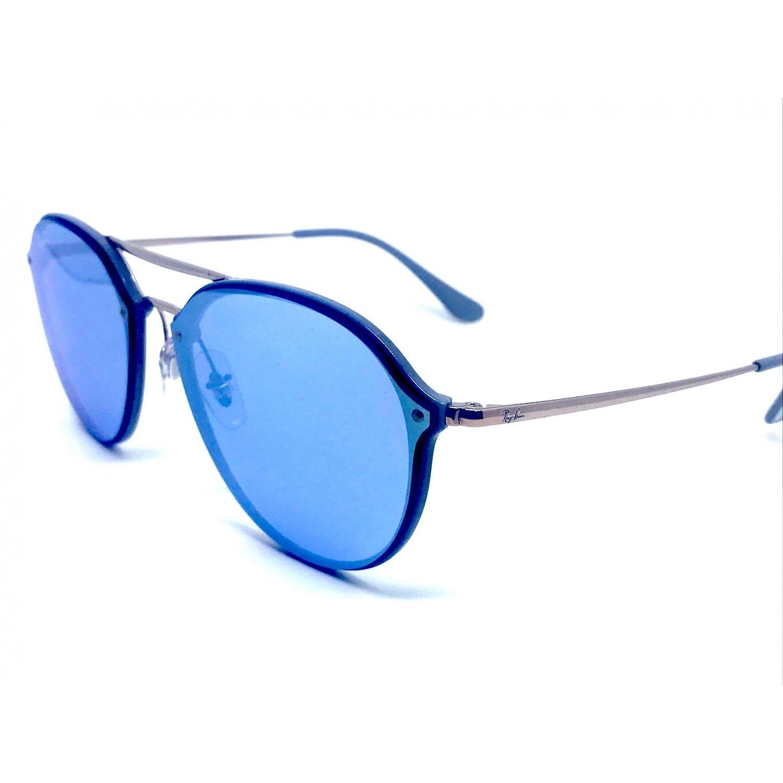 cbf2673ccf246 Oculos de sol RAY BAN Blaze RB4292N 6326 1U 62 R  514,04 à vista. Adicionar  à sacola