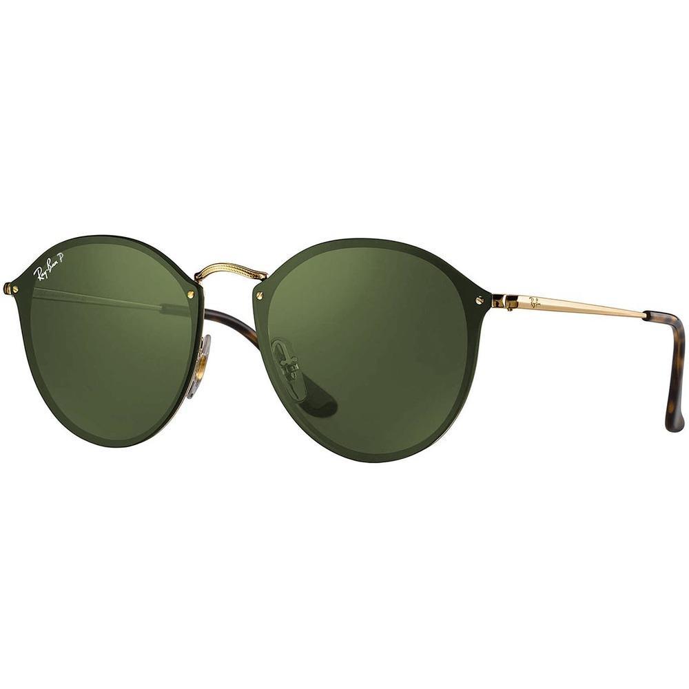 Óculos de Sol Ray-Ban Blaze Round RB3574N 001 9A 59 Polarizado R  593,30 à  vista. Adicionar à sacola 7b9dbda607