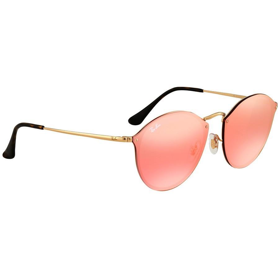 321b6756b3dc0 Óculos de Sol Ray-Ban Blaze Round RB3574N 001 E4 R  599,25 à vista.  Adicionar à sacola