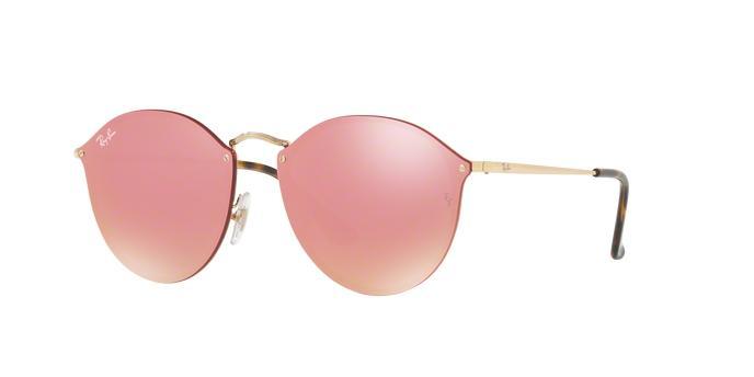 Óculos De Sol Ray Ban Blaze Round RB3574N 001E4 Ouro Lente Espelhada Rosa -  Ray-ban R  459,99 à vista. Adicionar à sacola 74b59487a1