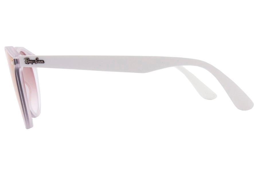 4c0973e40 Óculos de Sol Ray Ban Blaze Round RB4380N 6357V0/37 Transparente Fosco R$  620,00 à vista. Adicionar à sacola
