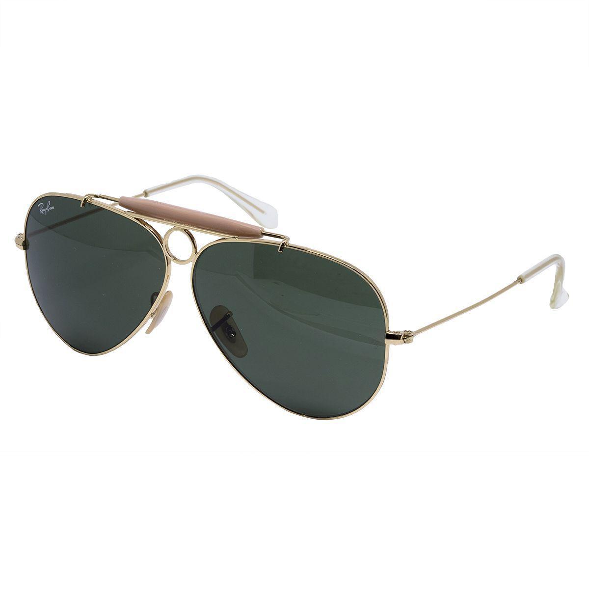 Óculos de Sol Ray Ban Caçador Shooter RB3138 Produto não disponível 604ba52484