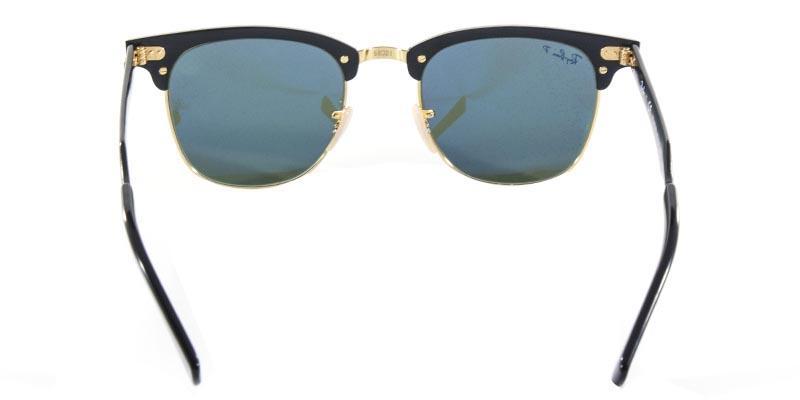 530a4ebd0c1fd Óculos de Sol Ray Ban Clubmaster Aluminum RB3507 Preto Lente Verde  Polarizada - Ray-ban Produto não disponível