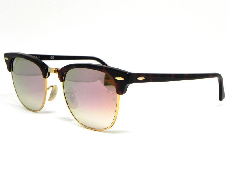fc991bb7f5dde Oculos de sol Ray Ban Clubmaster RB 3016 990 70 51 R  439,01 à vista.  Adicionar à sacola