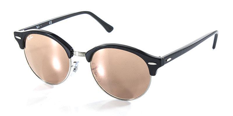 Óculos de Sol Ray Ban CLUBROUND RB4246 Preto Lente Rosa Espelhada - Ray-ban  R  439,99 à vista. Adicionar à sacola 328550667f
