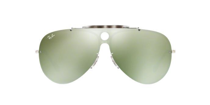 Óculos de Sol Ray Ban Craft Caçador Arista RB3581N 00330 Prata Lente  Espelhada Verde Prata - Ray-ban Produto não disponível 3c1519b6b1