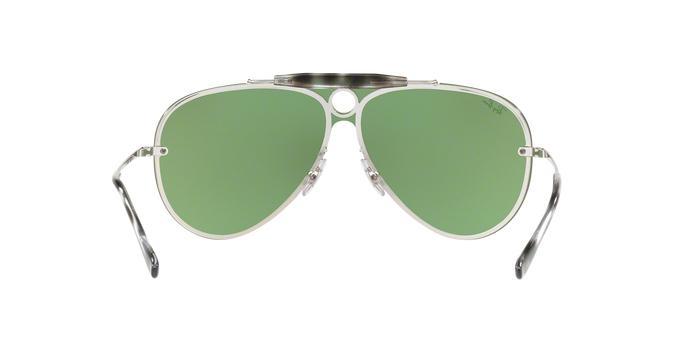 Óculos de Sol Ray Ban Craft Caçador Arista RB3581N 00330 Prata Lente  Espelhada Verde Prata - Ray-ban Produto não disponível 73717f8f6c