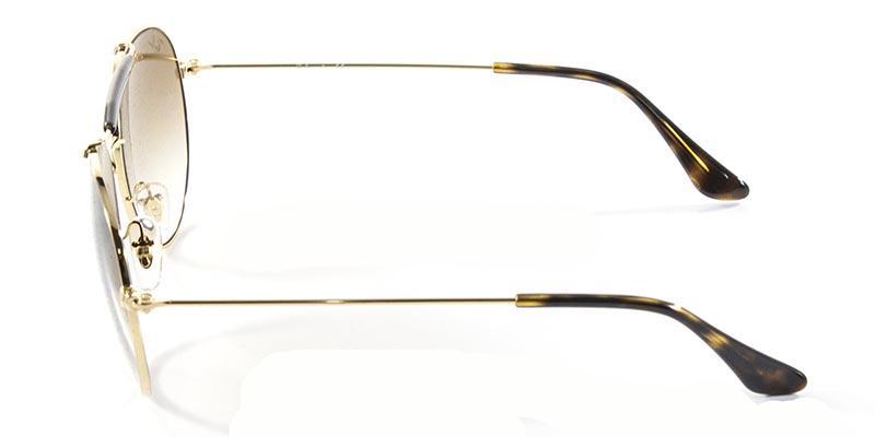 910d99e71 Óculos de Sol Ray Ban Craft Caçador Outdoorsman RB3540 Ouro - Ray-ban  Produto não disponível