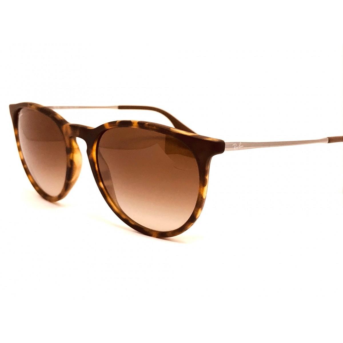 c1b633365 oculos de sol Ray Ban Erika RB 4171L 865/13 54 R$ 367,20 à vista. Adicionar  à sacola