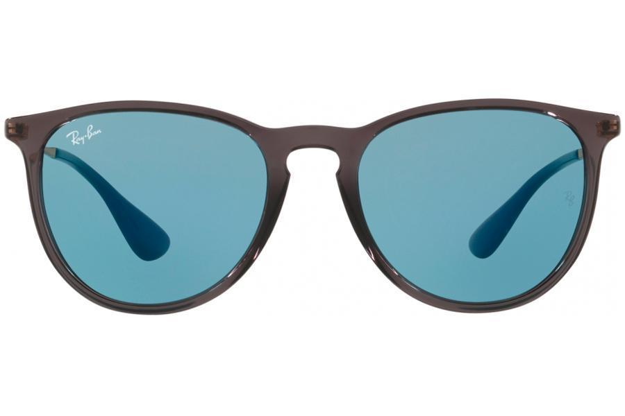 57358a2f7 Óculos de Sol Ray Ban Erika RB4171 6340F7/54 Cinza Transparente R$ 490,00 à  vista. Adicionar à sacola