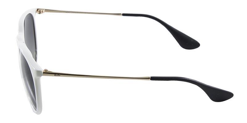 7c64b9c22 Óculos De Sol Ray Ban Erika RB4171 Branco - Ray-ban R$ 409,99 à vista.  Adicionar à sacola
