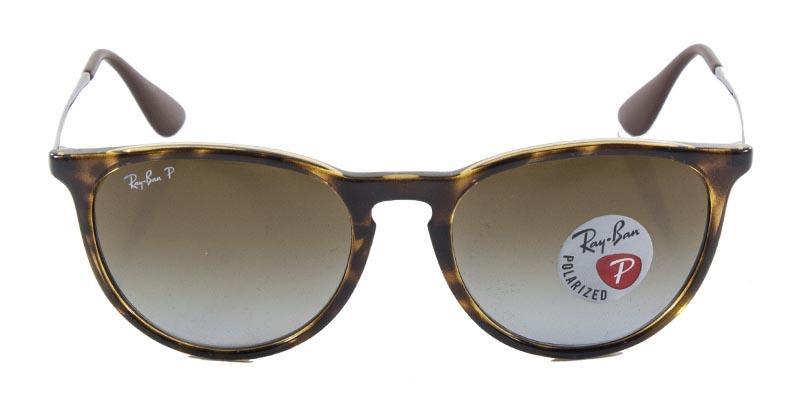 bcc8c5e42 Óculos De Sol Ray Ban Erika RB4171 Tartaruga Lente Marrom Polarizada - Ray- ban R$ 419,99 à vista. Adicionar à sacola