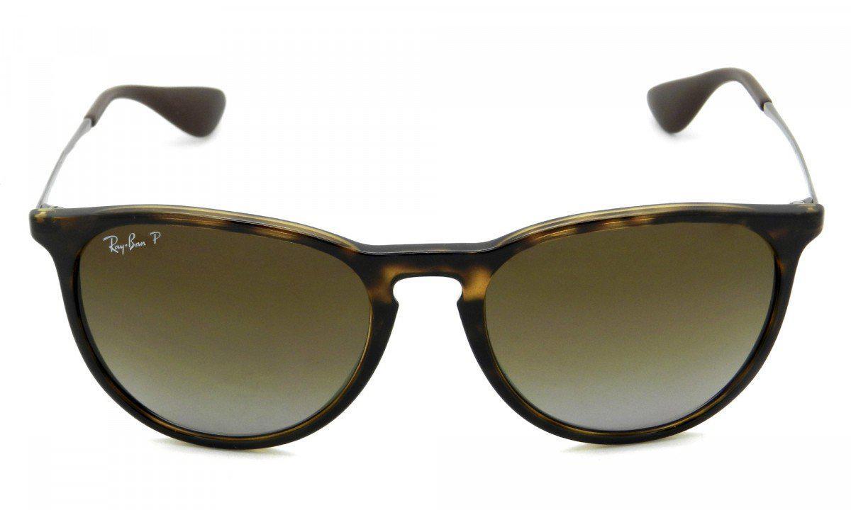 84af8ca5c Óculos de Sol Ray-Ban Erika RB4171L 710/T5 Polarizado Produto não disponível