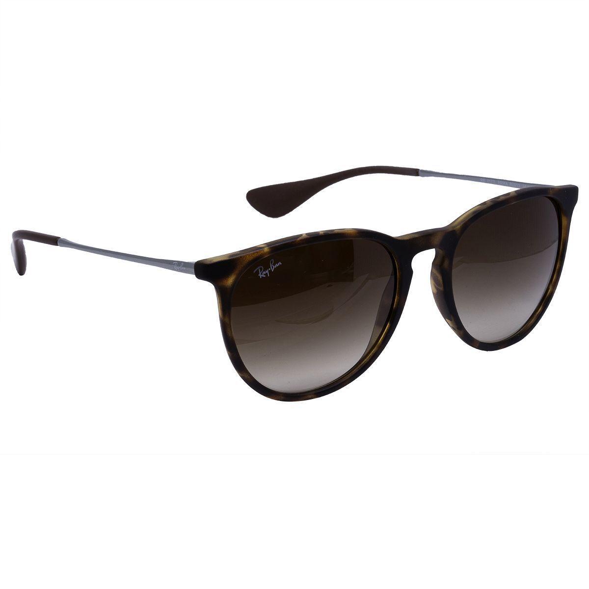 Óculos de Sol Ray Ban Erika RB4171L 865 13 - Acetato Tartaruga, Lente  Marrom Degradê R  485,00 à vista. Adicionar à sacola e12b5652d8