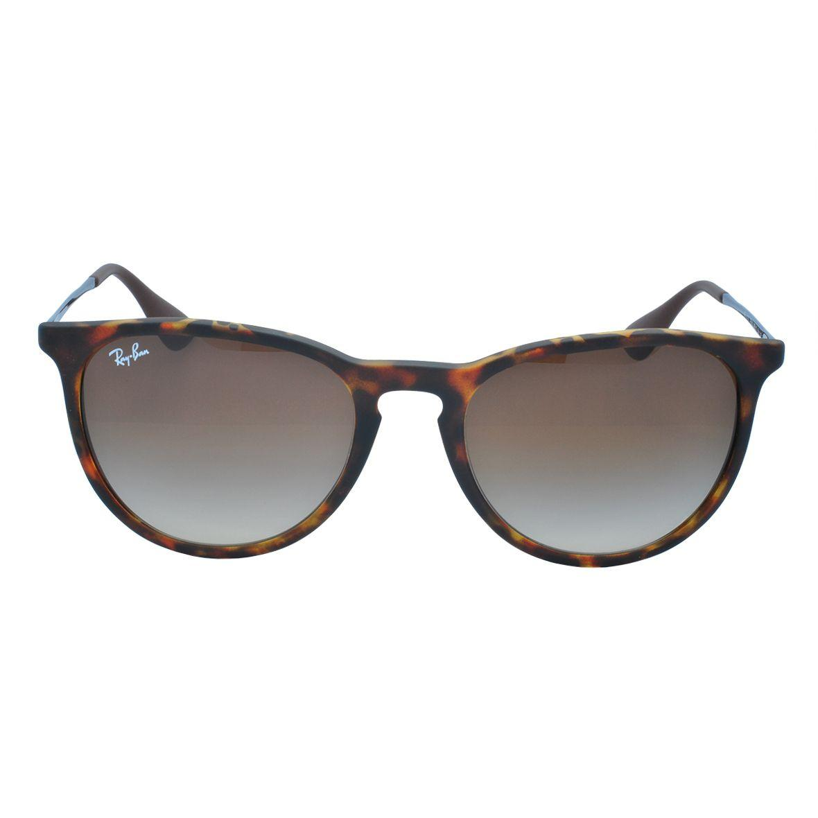 0901f2fd318e8 Óculos de Sol Ray Ban Erika RB4171L 865 13 - Acetato Tartaruga ...