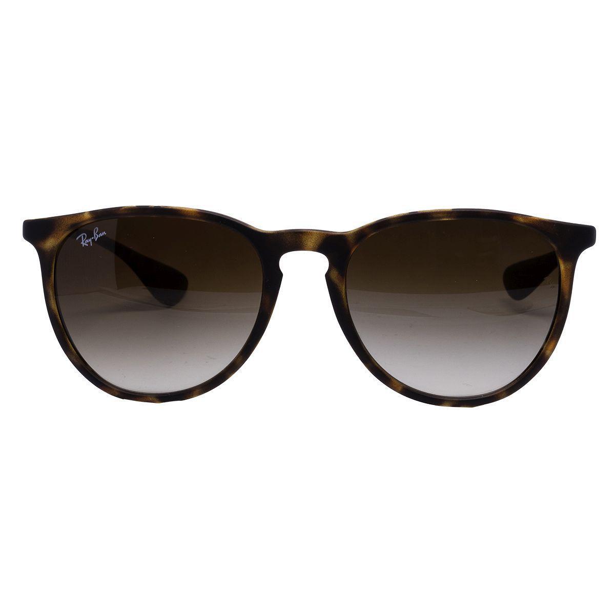 Óculos de Sol Ray Ban Erika RB4171L 865 13 - Acetato Tartaruga, Lente Marrom  Degradê R  485,00 à vista. Adicionar à sacola ab6cec9b8a
