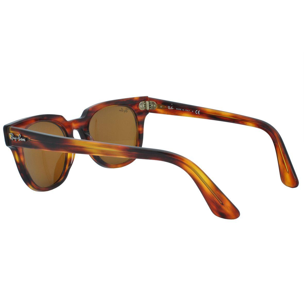 ec17a79c2 Óculos de Sol Ray Ban Feminino Meteor RB2168 954/3350 - Acetato Tartaruga  Marrom R$ 611,00 à vista. Adicionar à sacola