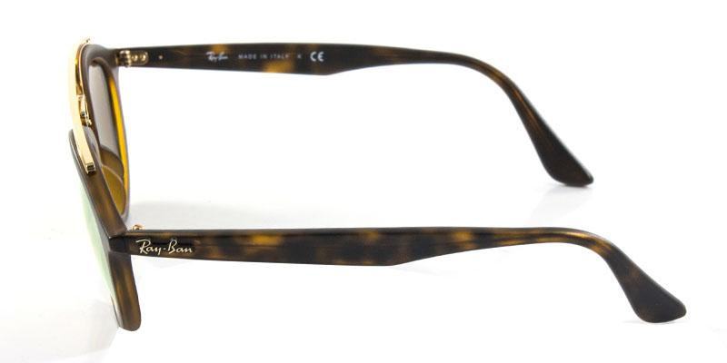 e75c3cb5d8739 Óculos de Sol Ray Ban Gatsby Oval RB4257 Tartaruga Lente Rosa - Ray-ban  Produto não disponível