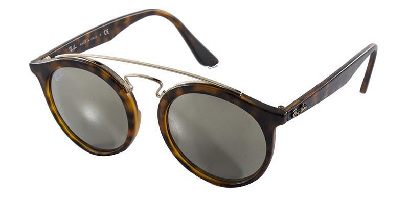 d40d26c7a2d75 Óculos de Sol Ray Ban Gatsby RB4256 Tartaruga Lente Ouro Espelhada - Ray-ban  Produto não disponível