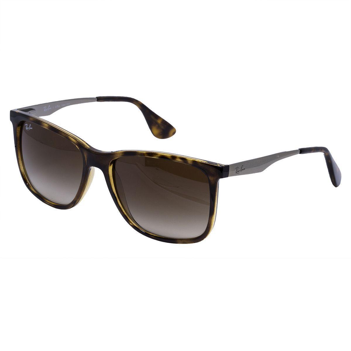 9fc00aa82d5e1 Óculos de Sol Ray Ban Glossy Havana RB4271 - acetato tartaruga, lente marrom  degradê R  484,00 à vista. Adicionar à sacola