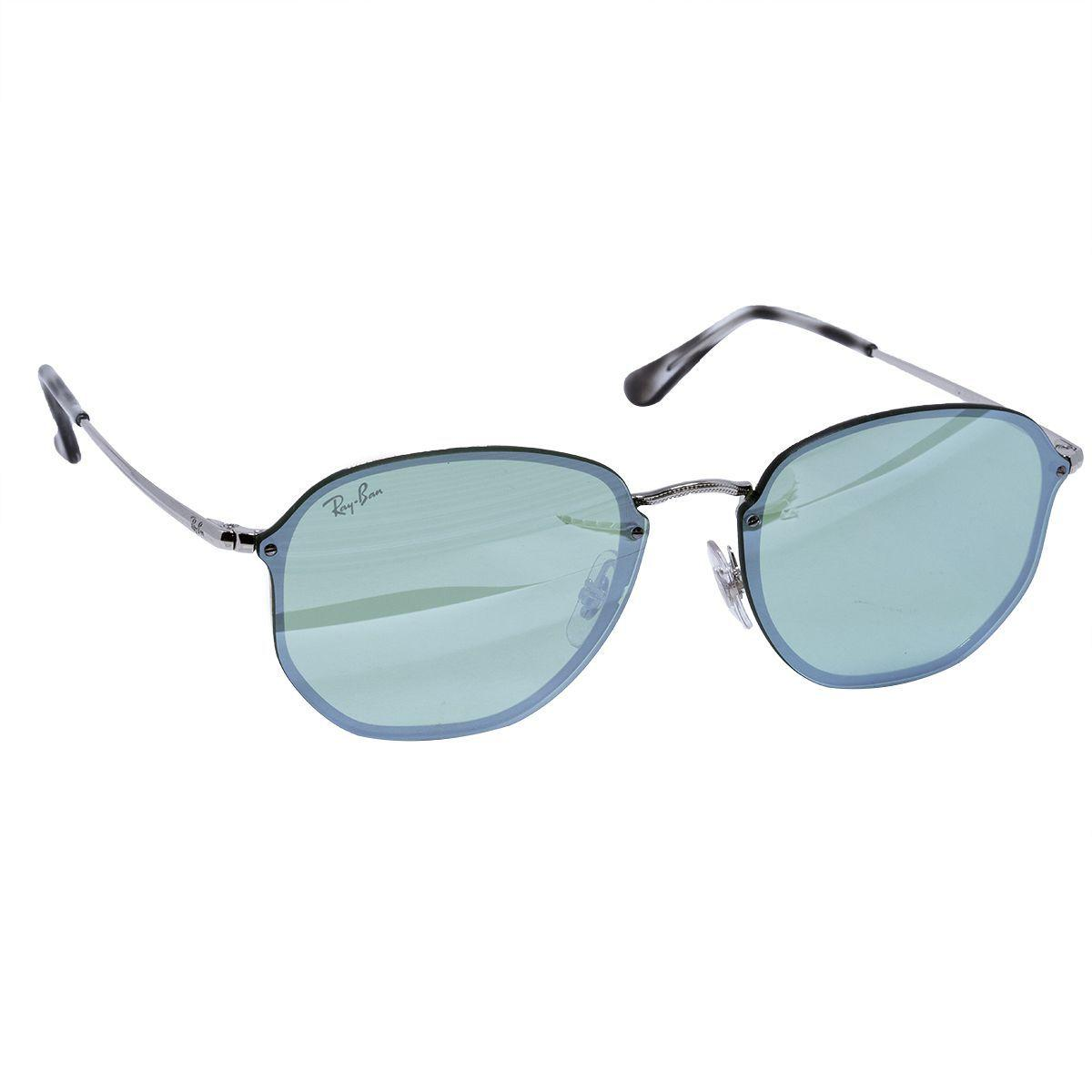 Óculos de Sol Ray Ban Hexagonal Blaze Silver RB3579N R  578,00 à vista.  Adicionar à sacola 887717f924